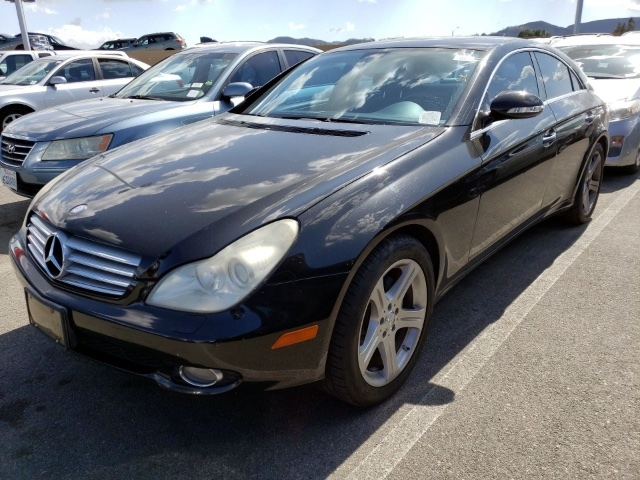 Mercedes-Benz CLS 2007 price $6,550