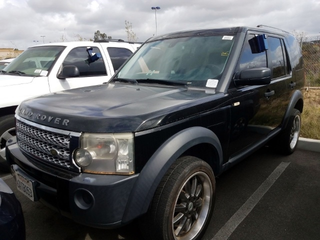 Land Rover LR3 2007 price $6,750