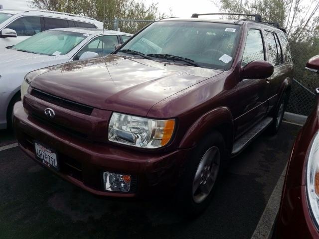 INFINITI QX4 2001 price $4,150