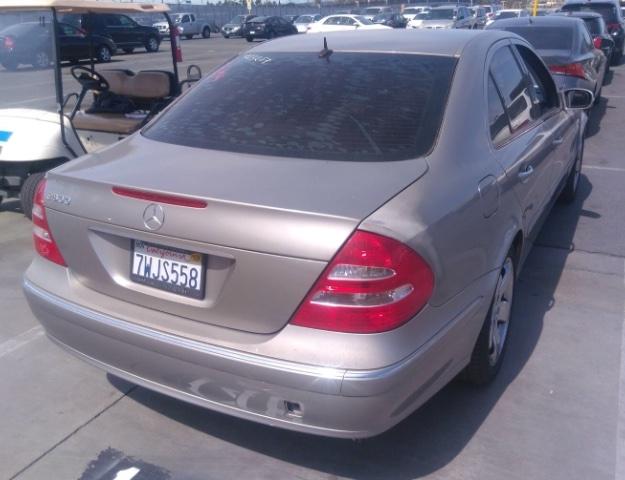 Mercedes-Benz E-Class 2006 price $4,750