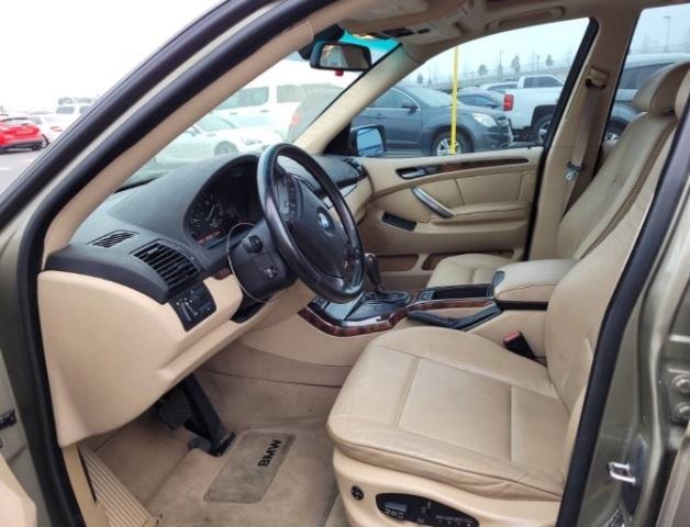 BMW X5 2006 price $4,650