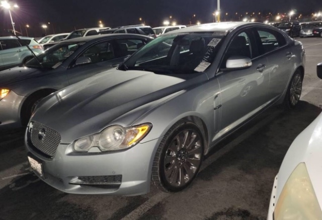 Jaguar XF 2009 price $6,950