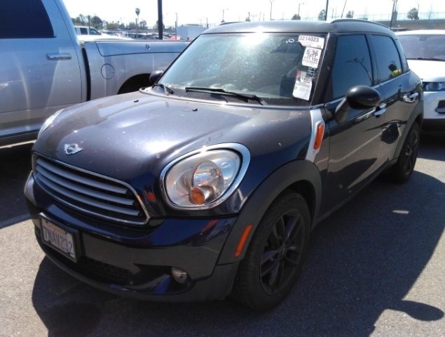 MINI Cooper Countryman 2011 price $5,950