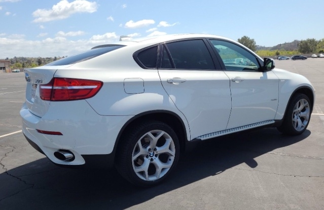 BMW X6 2013 price $17,950