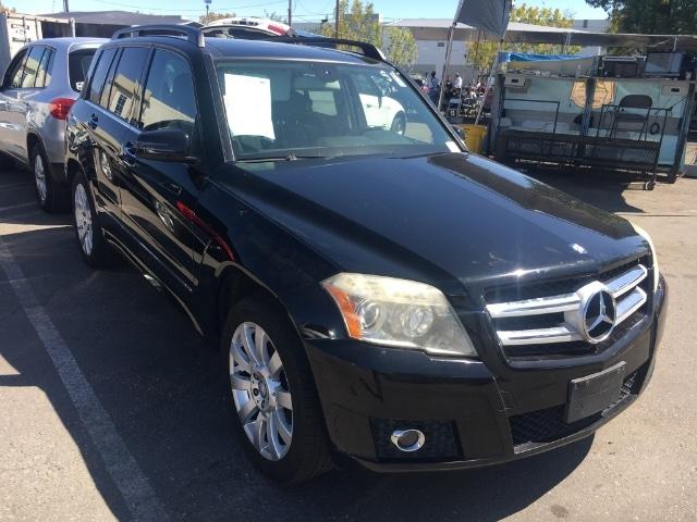 Mercedes-Benz GLK 2012 price $8,250