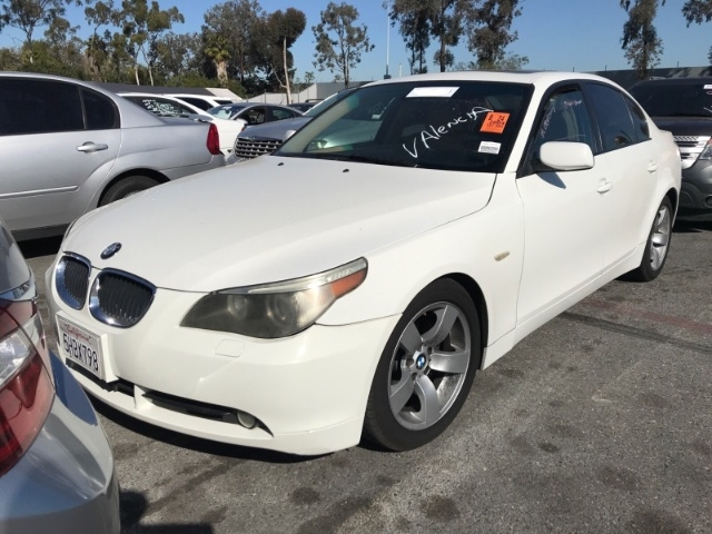 BMW 5 Series 2004 price $4,950
