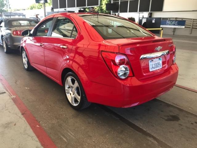 Chevrolet Sonic 2015 price $7,950