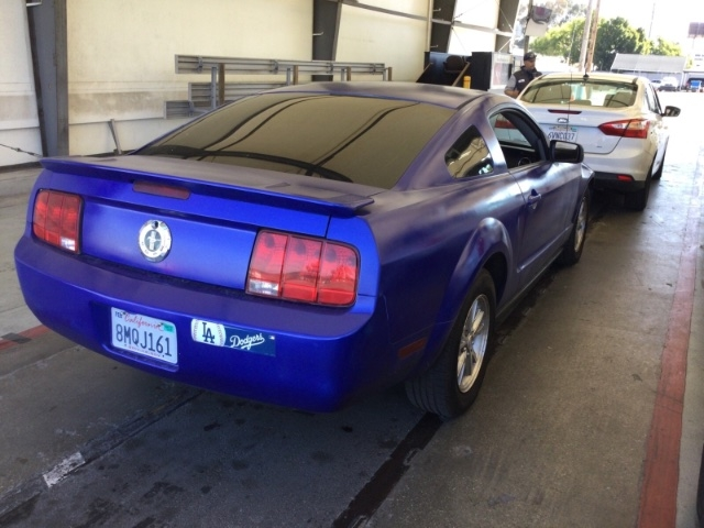 Ford Mustang 2007 price $4,550