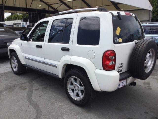 Jeep Liberty 2006 price $3,850