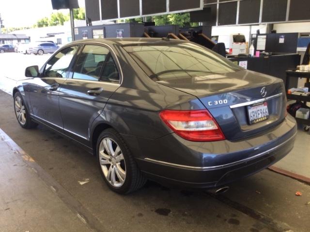 Mercedes-Benz C-Class 2008 price $4,950