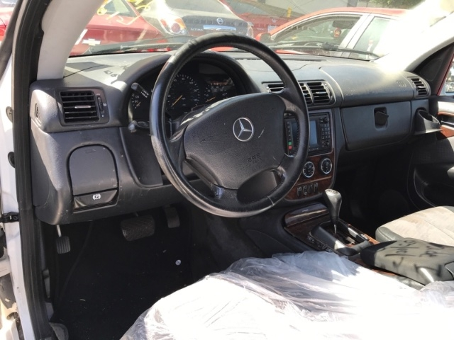 Mercedes-Benz M-Class 2002 price $2,750