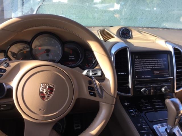 Porsche Cayenne 2012 price $15,450