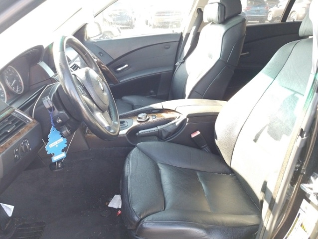 BMW 5 Series 2007 price $4,850