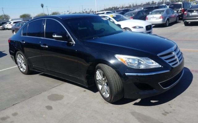 Hyundai Genesis 2012 price $7,750