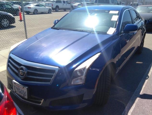 Cadillac ATS 2014 price $11,150