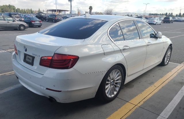 BMW 5 Series 2012 price $9,150