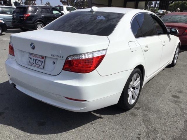 BMW 5 Series 2010 price $6,050