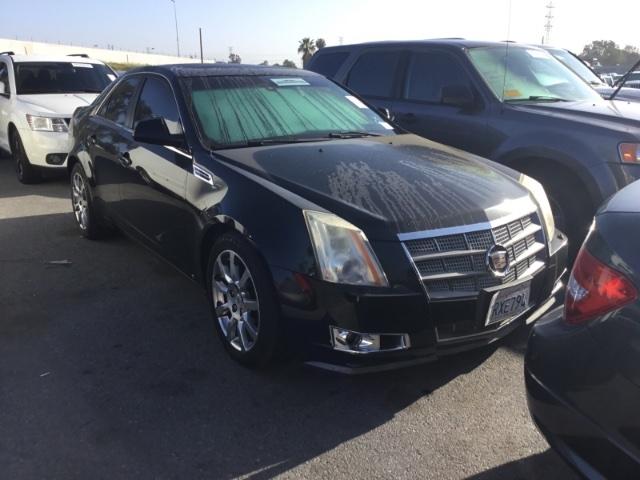 Cadillac CTS 2008 price $5,950