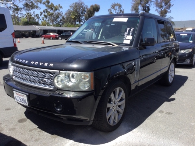 Land Rover Range Rover 2009 price $10,350