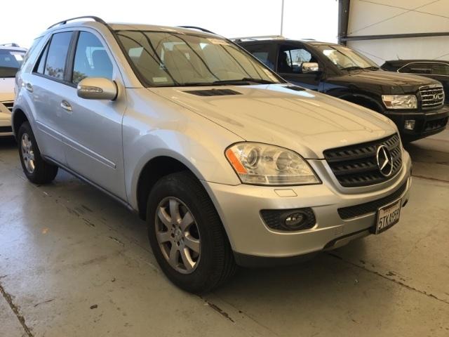 Mercedes-Benz M-Class 2006 price $6,350