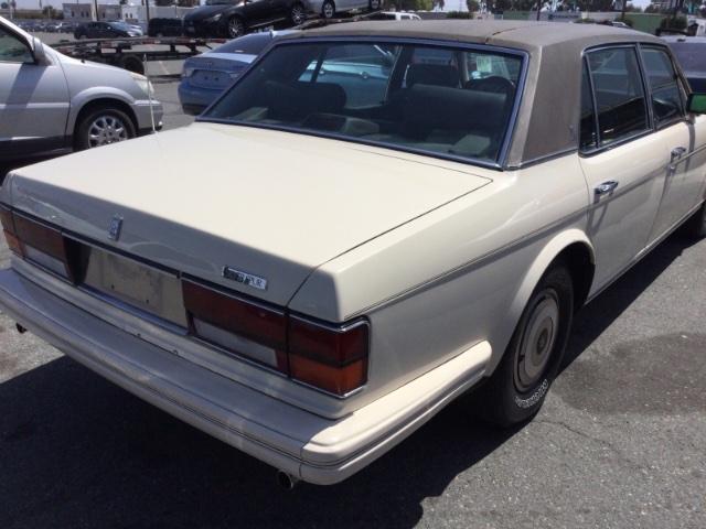 Bentley Flying Spur 1986 price $9,150