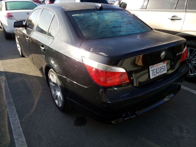 BMW 5 Series 2005 price $4,150