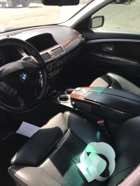 BMW 7-Series 2008 price $6,750