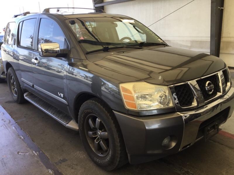 Nissan Armada 2005 price $5,950