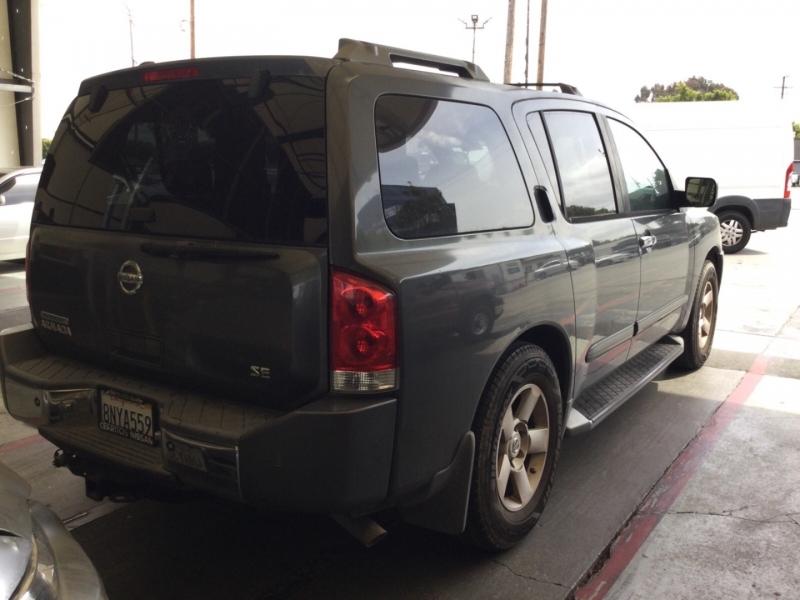 Nissan Pathfinder Armada 2004 price $4,250