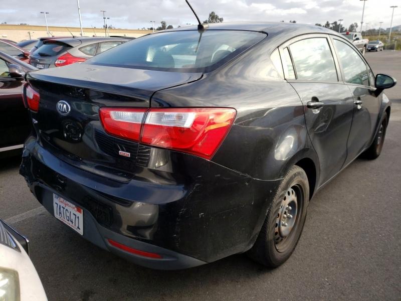Kia Rio 2013 price $4,250