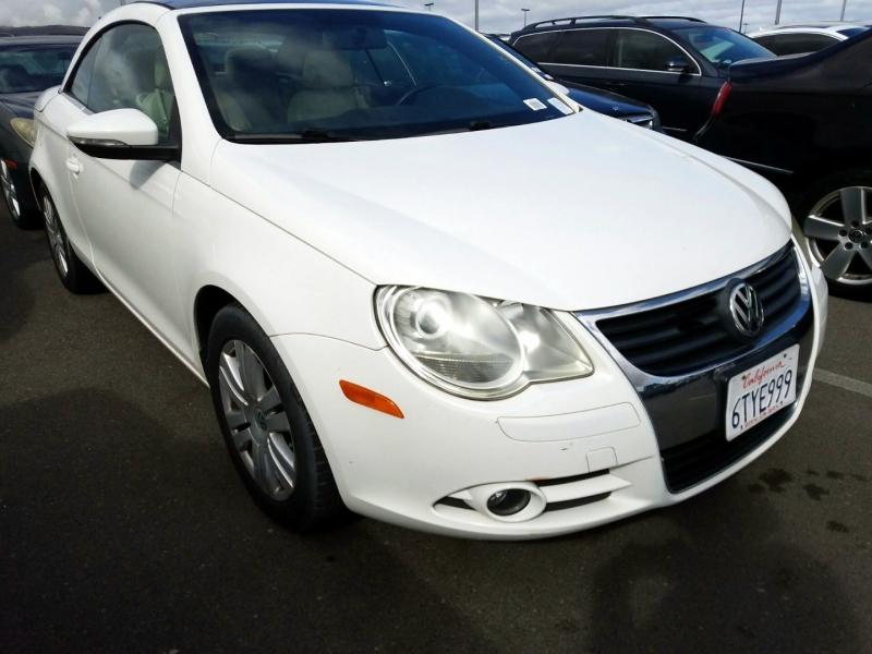 Volkswagen Eos 2009 price $5,750