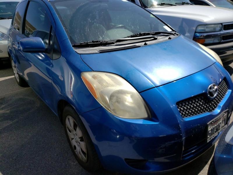 Toyota Yaris 2007 price $3,950