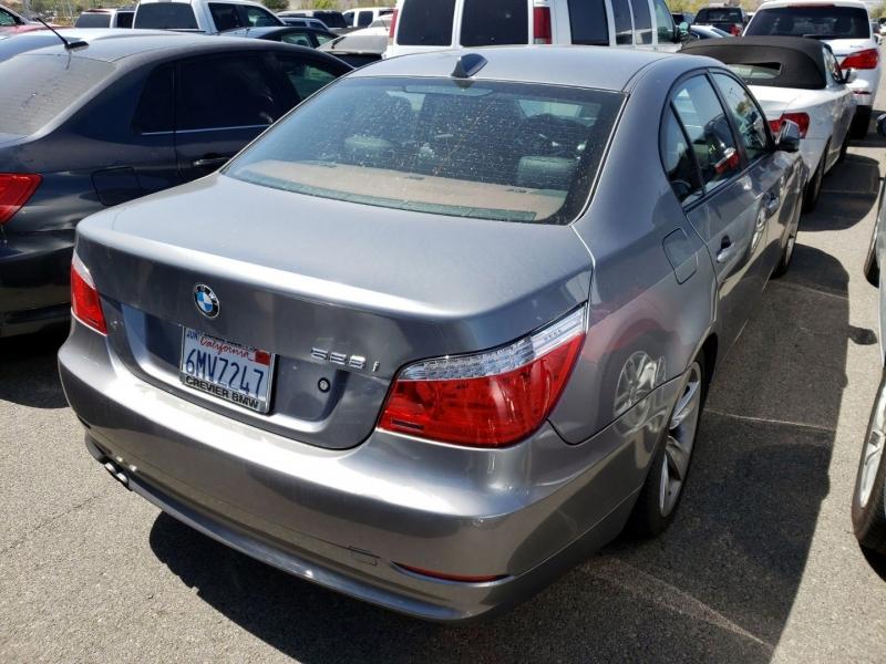 BMW 5-Series 2010 price $5,750