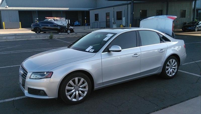 Audi A4 2011 price $8,150