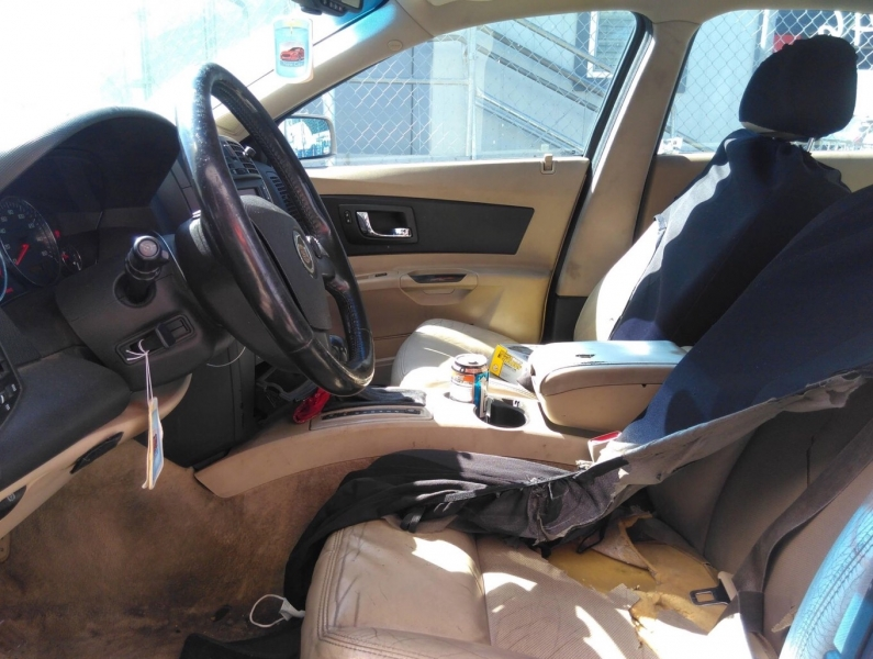 Cadillac CTS 2005 price $4,250