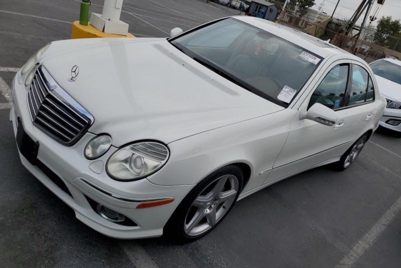 Mercedes-Benz E-Class 2009 price $6,950