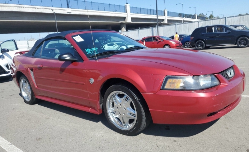 Ford Mustang 2004 price $4,150