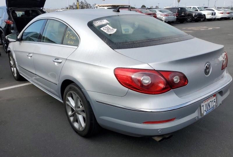 Volkswagen CC 2009 price $5,650