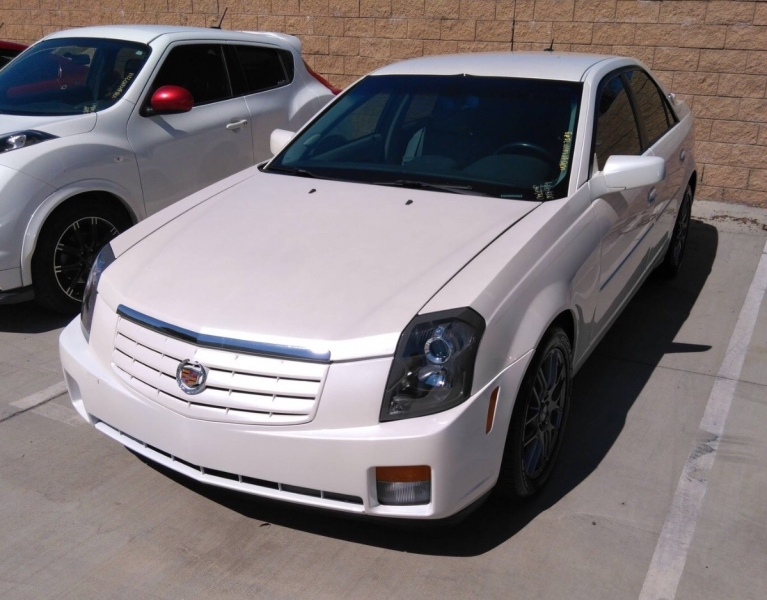 Cadillac CTS 2007 price $5,150
