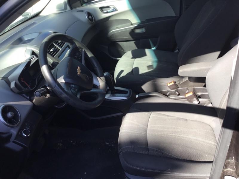 Chevrolet Sonic 2015 price $4,950