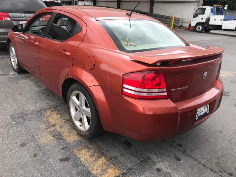 Dodge Avenger 2008 price $4,450