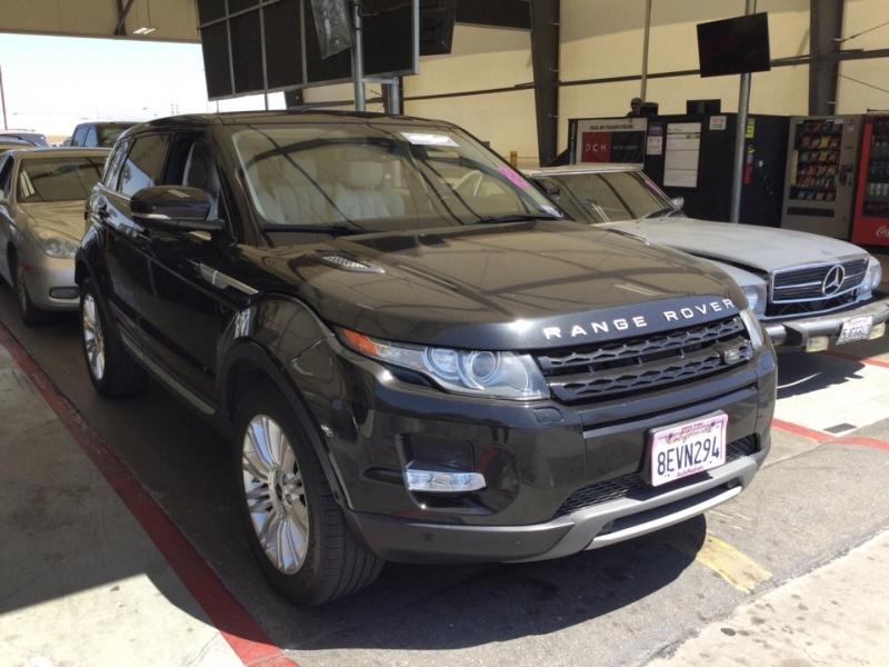 Land Rover Range Rover Evoque 2013 price $15,950