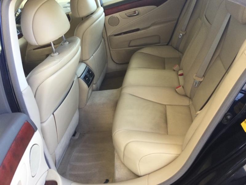 Lexus LS 460 2007 price $9,450