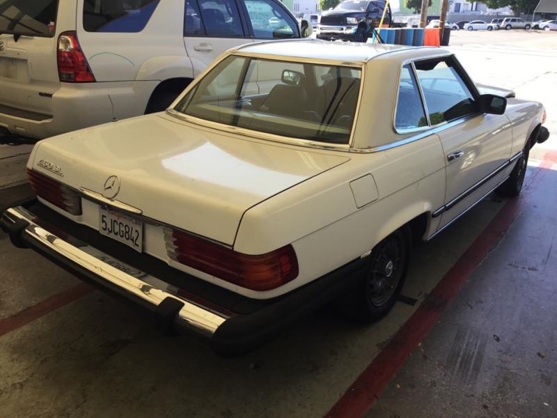 Mercedes-Benz SL-Class 1980 price $9,950