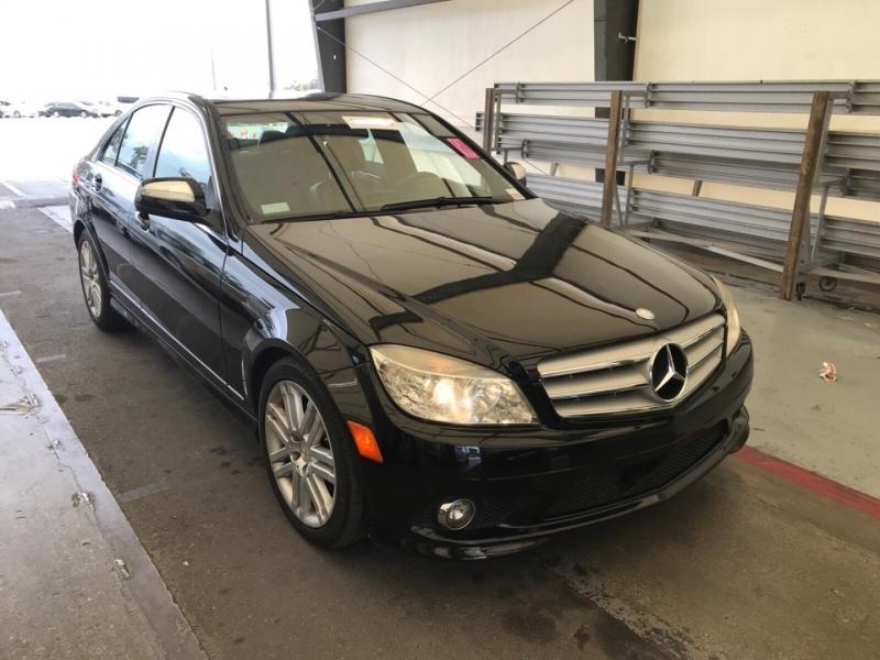 Mercedes-Benz C-Class 2009 price $7,750