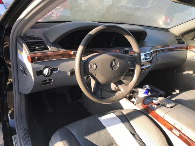 Mercedes-Benz S-Class 2007 price $8,450