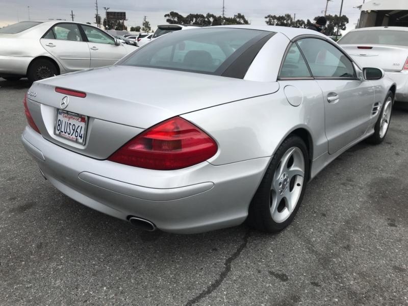 Mercedes-Benz SL-Class 2004 price $7,950