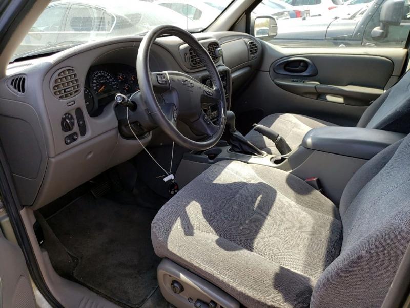 Chevrolet TrailBlazer 2004 price $4,150