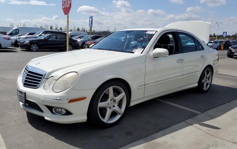 Mercedes-Benz E-Class 2009 price $5,950