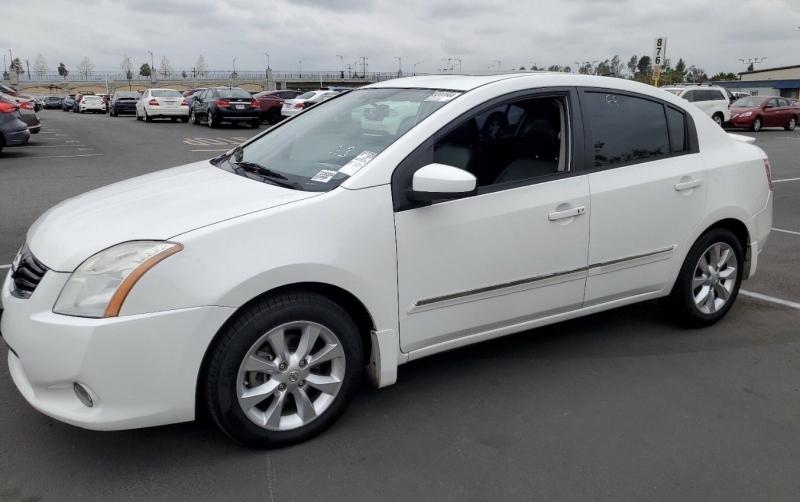 Nissan Sentra 2012 price $4,950